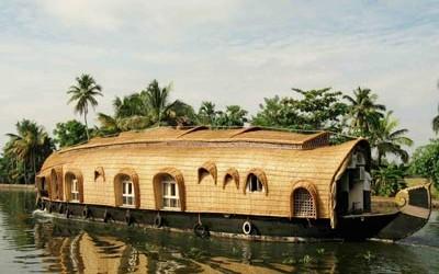 Tour Packages : Thekkady-Munnar-Alleppey-Kumarakom-Cochin