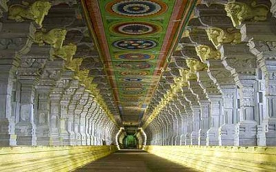 Tour Packages : Madurai, Rameswaram, Kanyakumari Package